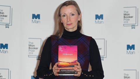 Northern Irish writer Anna Burns wins Booker Prize