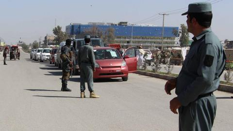 Bomb under office chair kills Afghan election candidate and two others