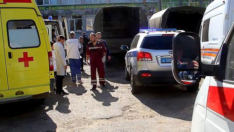 Russian investigators identify Crimea attacker after 19 killed