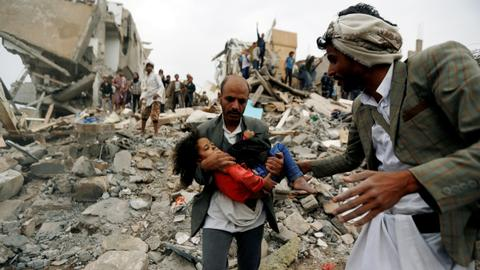 US bombs kill Yemeni civilians because Saudis don't know 'how to use them'?