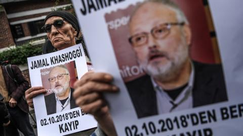 Turkey widens search in Khashoggi case