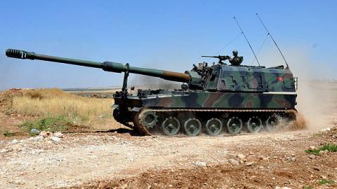 Turkey retaliates after DAESH shelling from Syria