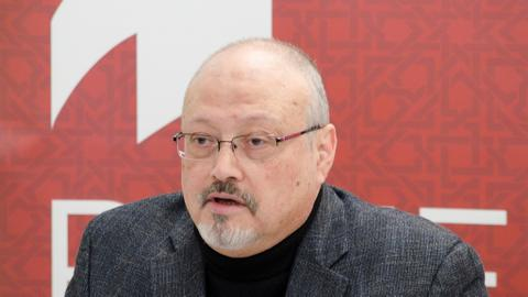 Time 'Person of Year' goes to Khashoggi, other journalists