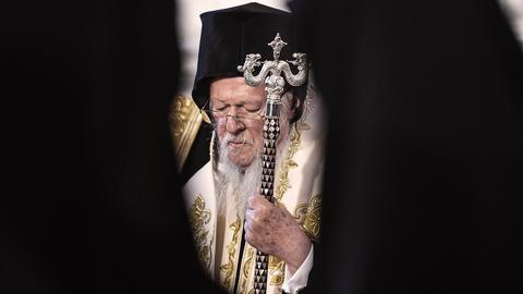 Politics causes a split in the Orthodox Church between Russia and Ukraine
