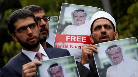 How the Arab world is reacting to the Saudi killing of Jamal Khashoggi