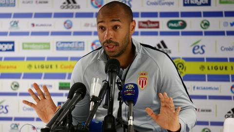 Henry hoping for a break in Champions League bow with Monaco