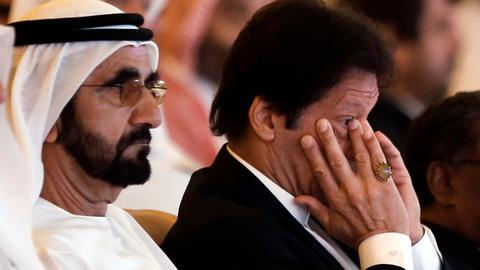 Pakistan is slowly being forced into the heat of Middle Eastern rivalries