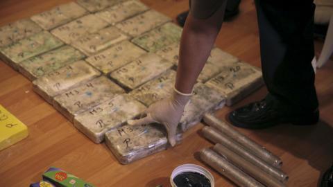 FARC still involved in drug trafficking despite ongoing peace talks