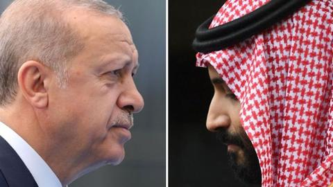 President Erdogan's speech poses tough questions for Bin Salman