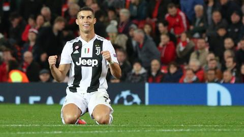 Juventus too good for Man Utd on Ronaldo's return