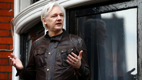 Ecuador won't intervene with UK on behalf of Assange anymore