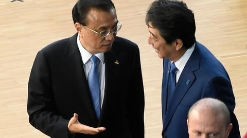 Japan PM heads to China looking for economic common ground