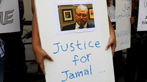 US urges Saudi Arabia to disband force behind Khashoggi killing