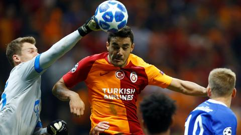 Galatasaray held to goalless draw by Schalke, Porto sink Lokomotiv Moscow