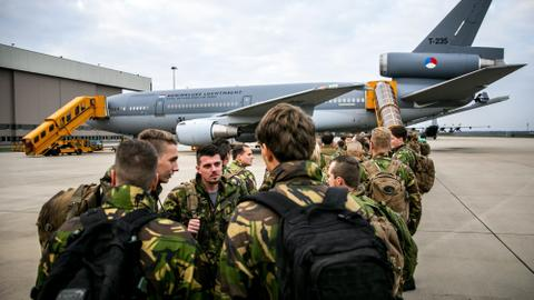 NATO kicks off largest manoeuvres since Cold War
