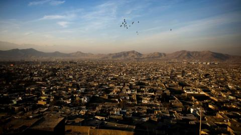 Blast in Afghan capital injures parliamentarian