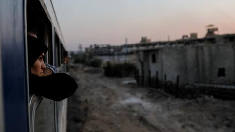 Syrians see light at the end of the tunnel as war simmers down