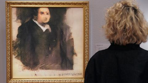 Algorithm art fetches $432,500 at NY auction - Christie's