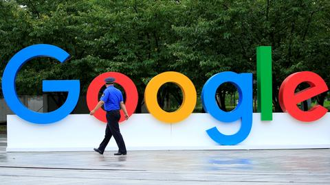 Europe fines Google $1.7 billion in antitrust case