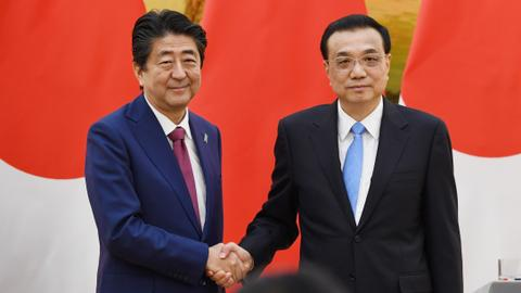China, Japan sign $30 billion currency swap pact