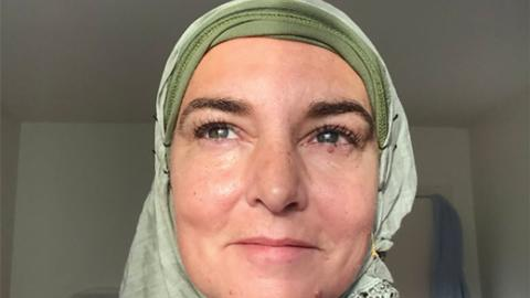 Sinead O'Connor announces conversion to Islam