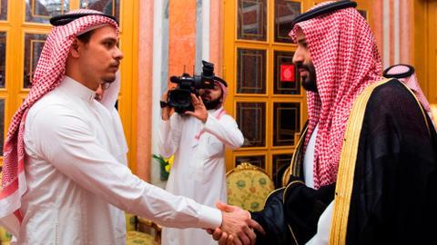 Jamal Khashoggi's children paid by kingdom – report