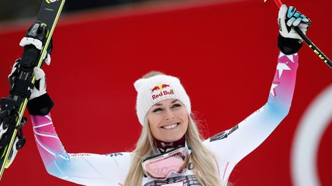 Champion skier Vonn eyes breaking Stenmark's record as retirement looms