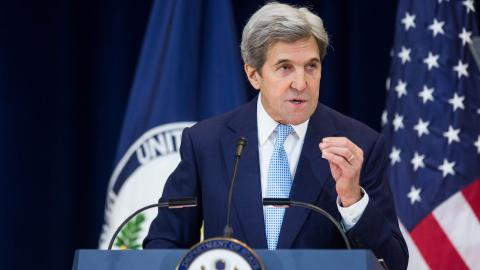 Two state solution the only path to Israeli-Palestinian peace — Kerry