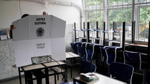 Brazil candidates make final campaign pitches