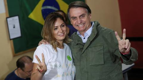 Bolsonaro wins Brazil's presidential election