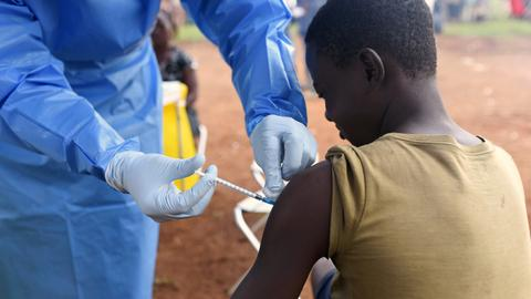 Children dying of Ebola at unprecedented rate in Congo - health ministry