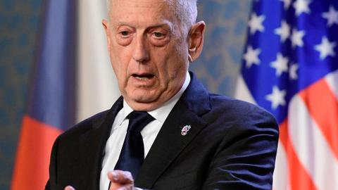 Mattis looks to calm European allies nervous about US-Russia nuclear pact