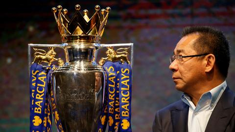 Leicester City owner and four others confirmed dead in helicopter crash
