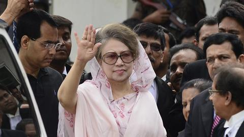 Bangladesh court hands ex-PM new jail term