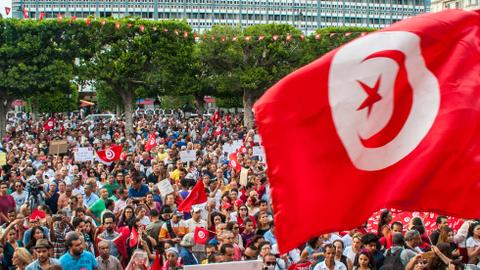Power struggle at the top destabilises Tunisia
