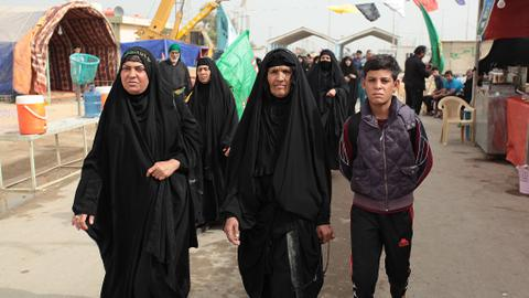 The road to Karbala