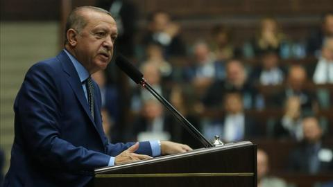 Erdogan says Turkey set to begin operation in northern Syria