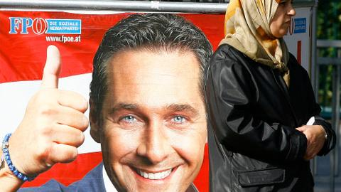How Austria's far right government turned refugees into a popular target