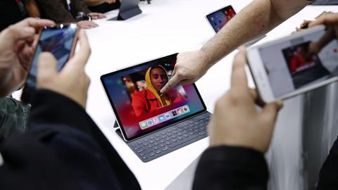 iPads, Macs get new screens as Apple pushes creativity