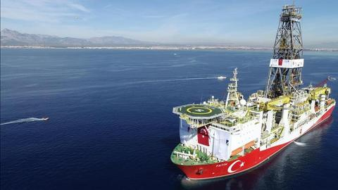 Gas reserves in the eastern Mediterranean are fostering division. Why?