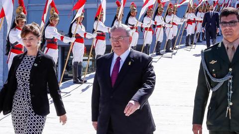 Police believe body found in Rio is missing Greek ambassador