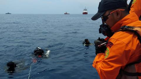 One black box recovered from crashed Indonesia jet - official