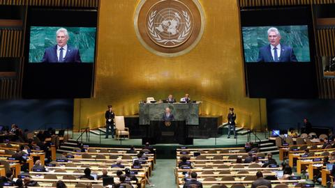 UN votes overwhelmingly to condemn US embargo of Cuba