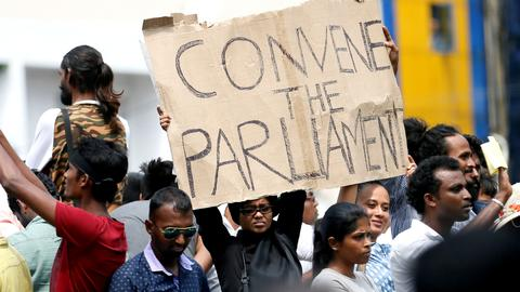 Sri Lanka president agrees to summon parliament on November 7 – speaker