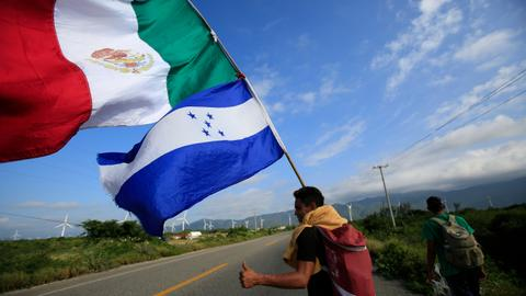 The situation in Central America is becoming more and more complicated