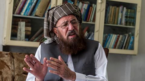 'Father of Taliban' Maulana Sami ul-Haq killed in Pakistan