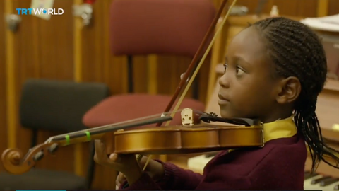 Poor funding threatens youth music programme in South Africa