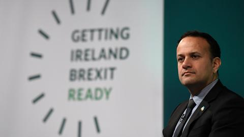 Irish PM says Brexit undermines Good Friday Agreement
