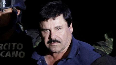 Jury selection begins in US trial of Mexican drug lord 'El Chapo'