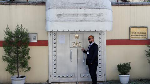 Saudi team sent to Istanbul to 'cover up' Khashoggi's murder identified